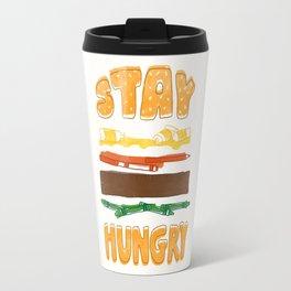Art Attack Travel Mug