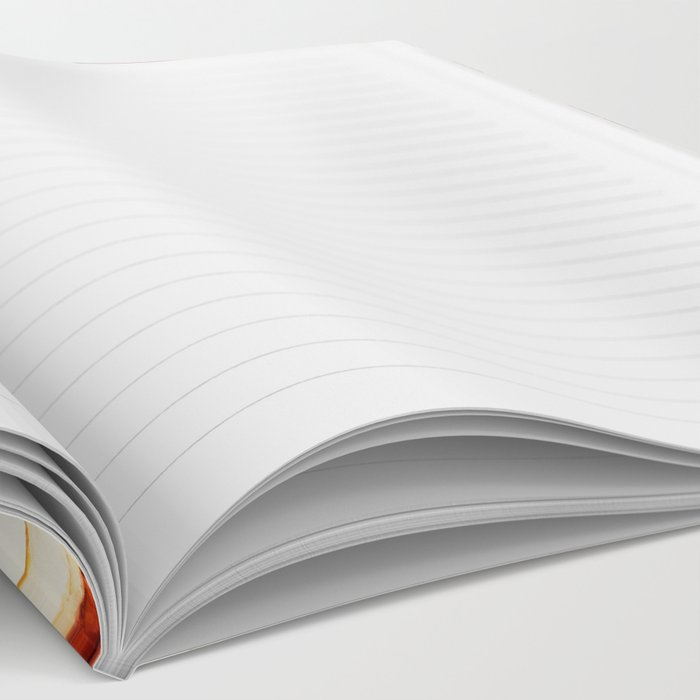 Sandwich Pattern BLT Notebook