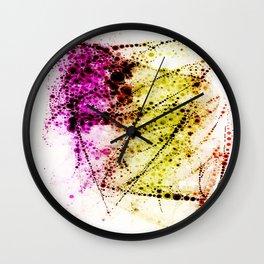 Splash Kringles Wall Clock