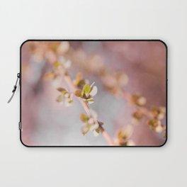 pink blossom 2 Laptop Sleeve