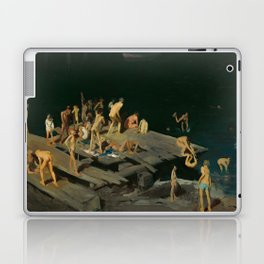 George Bellows - Forty-two Kids, 1907 Laptop & iPad Skin