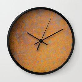 Abstract rusty texture Wall Clock