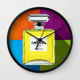 CN_POP ART01 Wall Clock