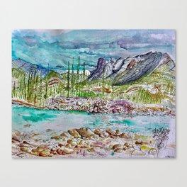 Wabasso Canvas Print