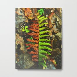 hard choise Metal Print