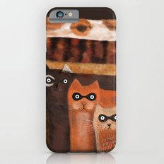 Cat Burglars Slim Case iPhone 6s