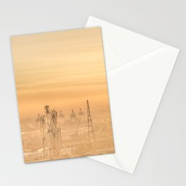 Hazy Apocalypse Stationery Cards