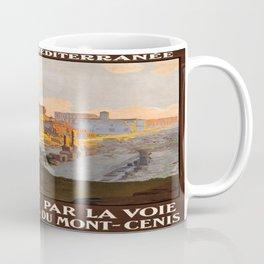 Vintage poster - Rome Coffee Mug