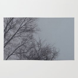 Winter Trees Rug