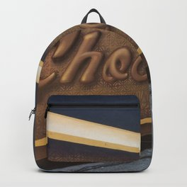 """Chocolate City"" Backpack"