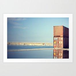 Container 2 Art Print
