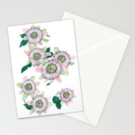 Passion flower Stationery Cards