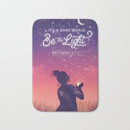 LIGHT Bath Mat