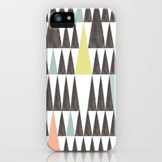 Triangle pattern iPhone (5, 5s) Slim Case