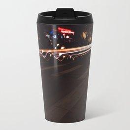 Downtown Lights Travel Mug