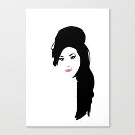Winehouse Canvas Print