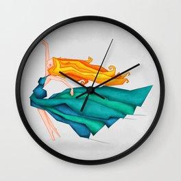 Dance! Wall Clock