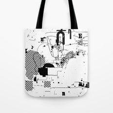 SPLIT #4 Tote Bag