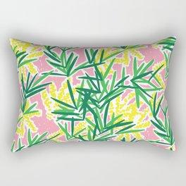 Coastal Wattle Rectangular Pillow