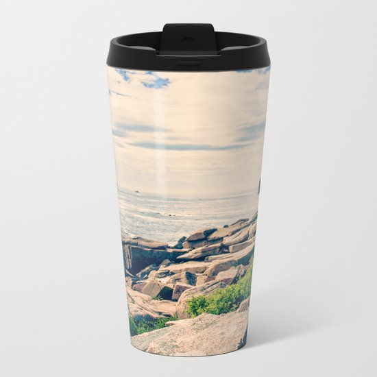 Acadia Metal Travel Mug