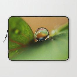 Columbine Droplet Laptop Sleeve