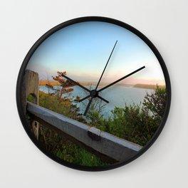 Coast Guard Beach overlook Wall Clock