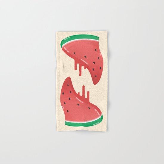 Summer Pizza Hand & Bath Towel