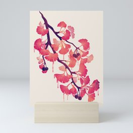 O Ginkgo Mini Art Print