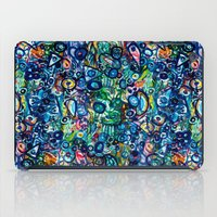 underwater iPad Cases featuring Underwater by Lily Mandaliou
