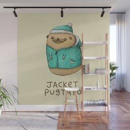 Jacket Pugtato Wall Mural