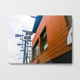 Windows II Metal Print