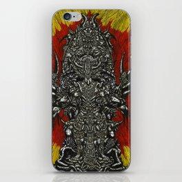Goodbye, Gehenna iPhone Skin