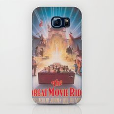 The Great Movie Ride Original Poster Galaxy S8 Slim Case