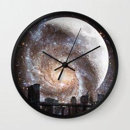 Future is uncertain Wall Clock