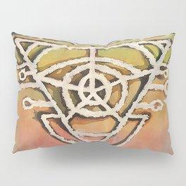 Geometric Portal Pillow Sham