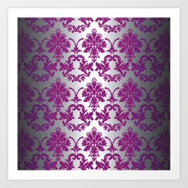 Baroque Contempo 2 Art Print