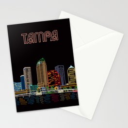 Tampa Circuit Stationery Cards