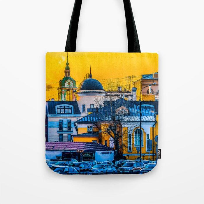 Urban Mix Tote Bag