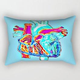 The Human Condition Rectangular Pillow