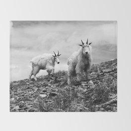 MOUNTAIN GOATS // 1 Throw Blanket