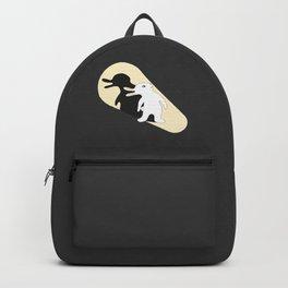 Rabbit Duck Shadow Puppet Backpack