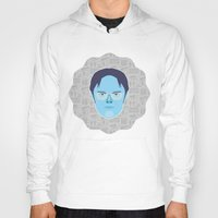 dwight schrute Hoodies featuring Dwight Schrute - The Office by Kuki