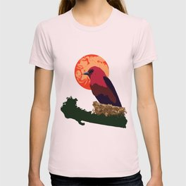 Sparrow at High Noon T-shirt