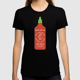 Pass The Yamok Sauce (Opaque Red Ver) T-shirt