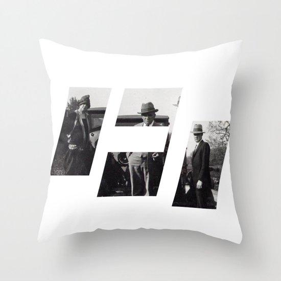 maffia Throw Pillow