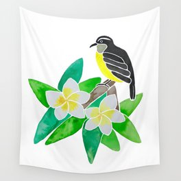 Bananaquit Wall Tapestry