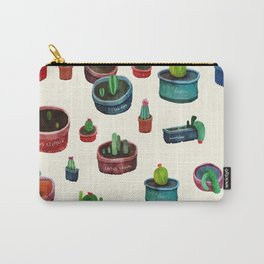 pocket cactus Carry-All Pouch
