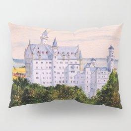 Neuschwanstein Castle Bavaria Germany Pillow Sham