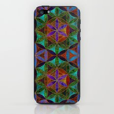 The Flower of Life (Sacred Geometry) 2 iPhone & iPod Skin