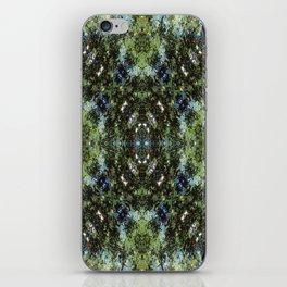 Reflection Kaleidoscope iPhone Skin